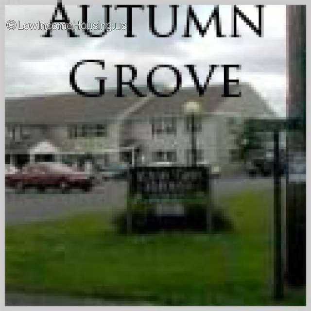 Autumn Grove Catskill
