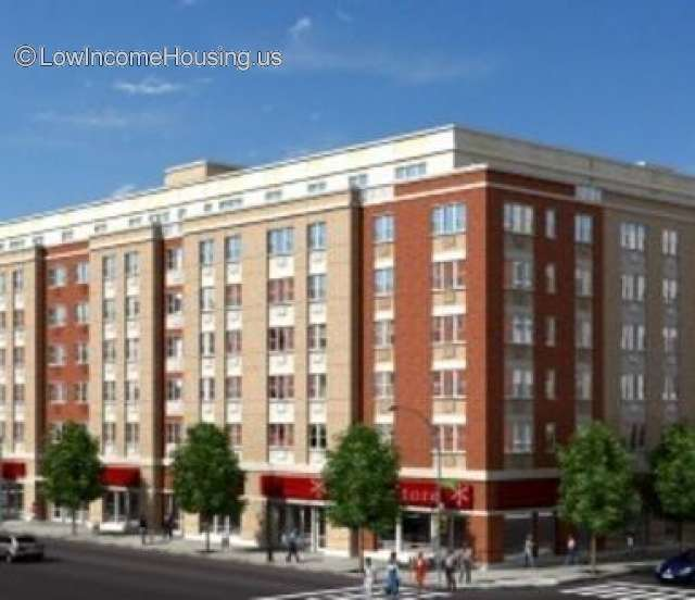 2800 White Plains Rd: Bronx Low Income Apartments