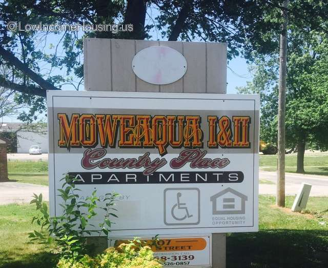 Country Place Apartments - Moweaqua