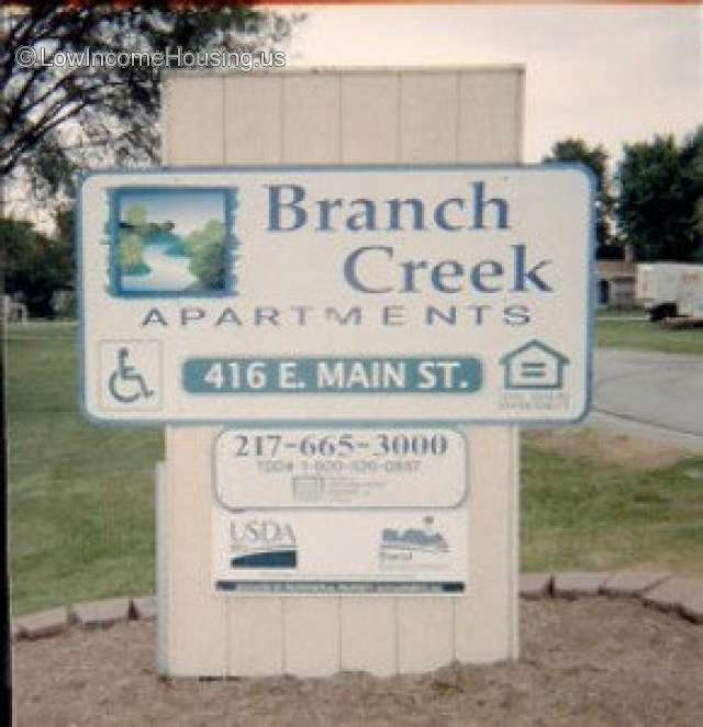 Branch Creek Square Apartments Bethany