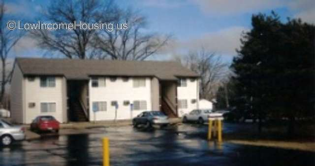 Country Place Apartments Vandalia