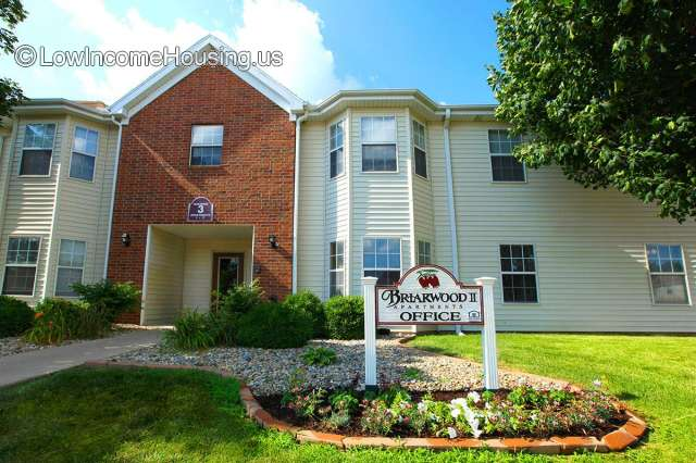 Briarwood II Apartments Normal 100 Northfield Dr Normal IL 61761 LowInc