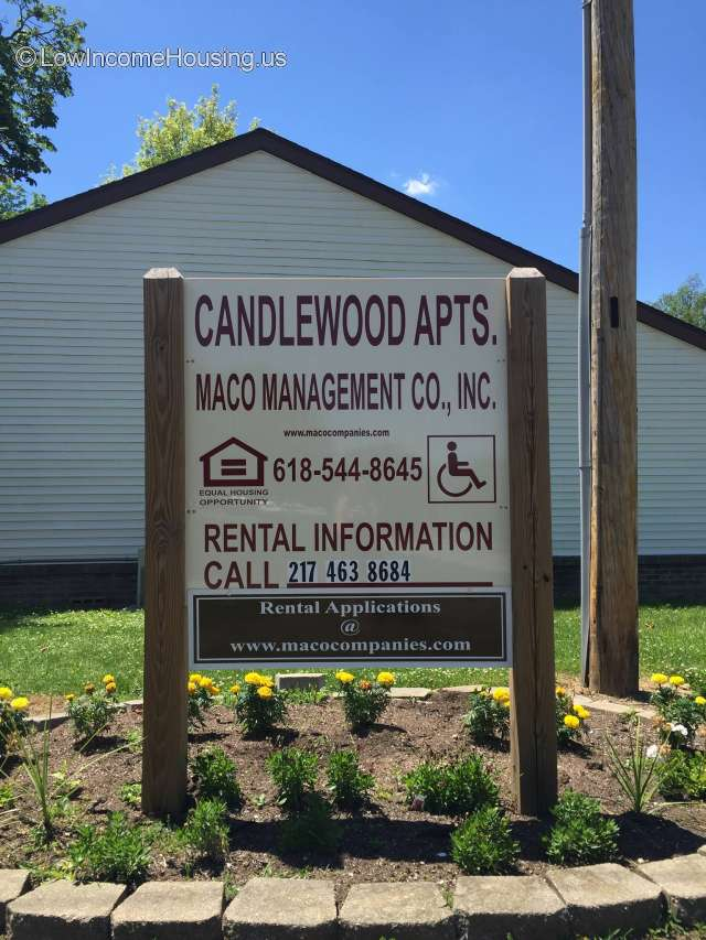 Candlewood Manor Apartments Paris