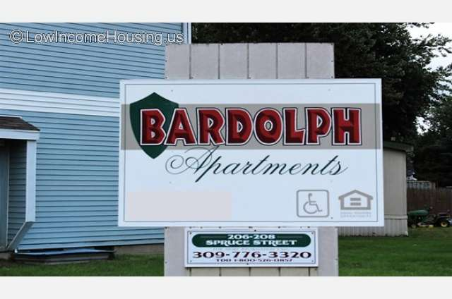 Bardolph Apartments