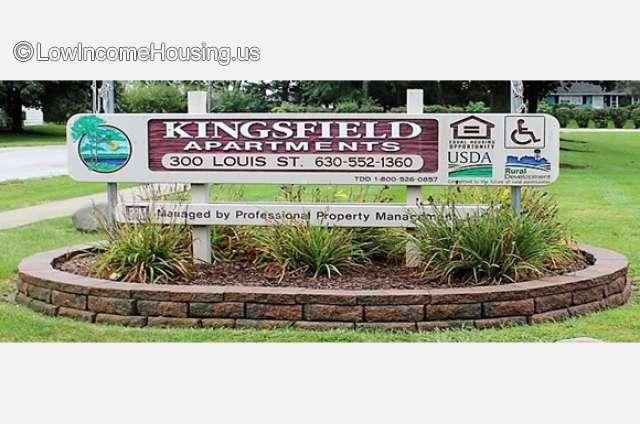 Kingsfield Apartments