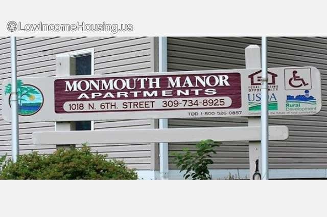 Monmouth Manor