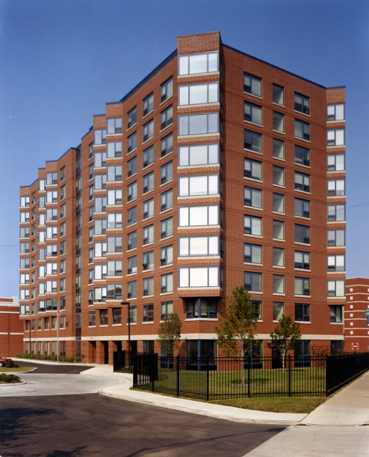 Hispanic Housing - James Sneider Apartments for Seniors
