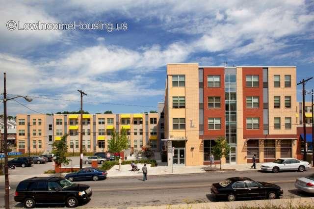 Legacy Apartments - PA