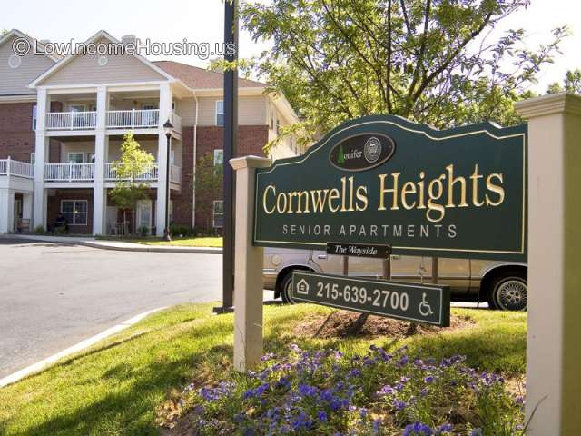 Cornwells Heights Elderly Housing Bensalem