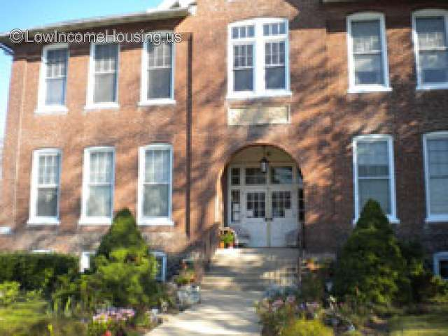 Coopersburg School Apartments Coopersburg
