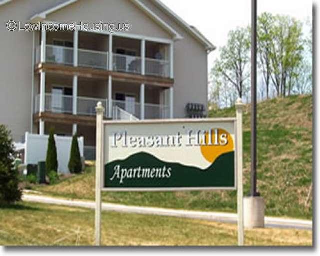 Pleasant Hills Apartments Pleasant Gap