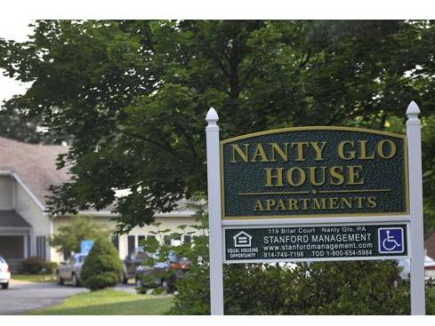 Nanty Glo House Nanty Glo