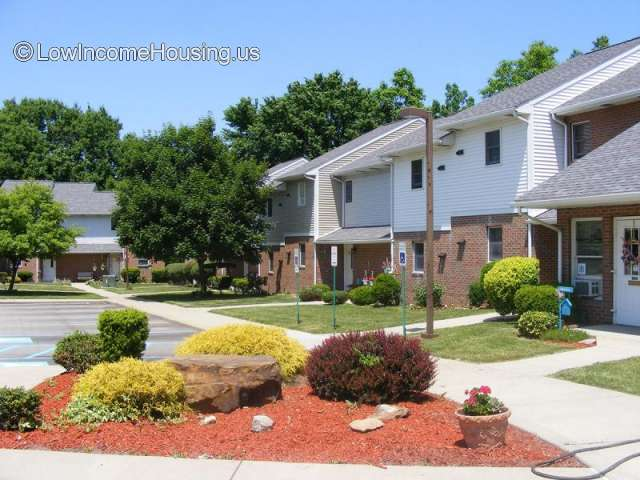 Creekside Apartments Leechburg