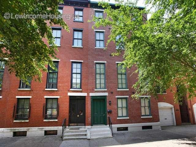Spring Garden Apartments 1901 Spring Garden Street Philadelphia Pa 19130