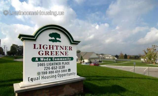Lightner Greene New Castle