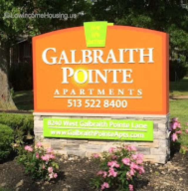 Galbraith Pointe Cincinnati