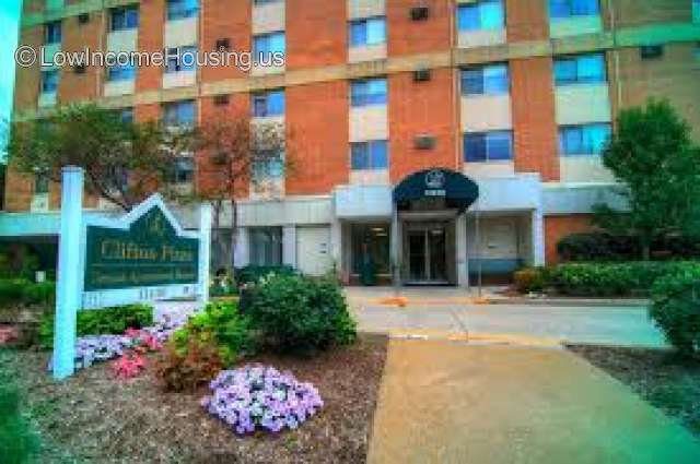 New Clifton Plaza Apartments Cleveland