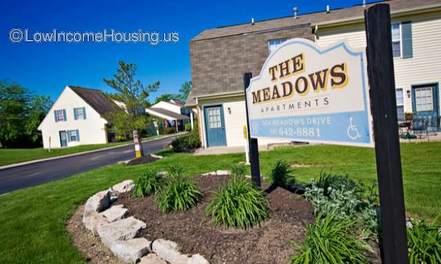 Meadows Aprtaments Marysville