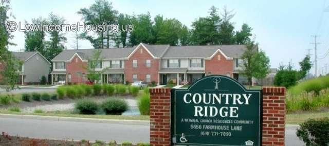Country Ridge Apartments Hilliard