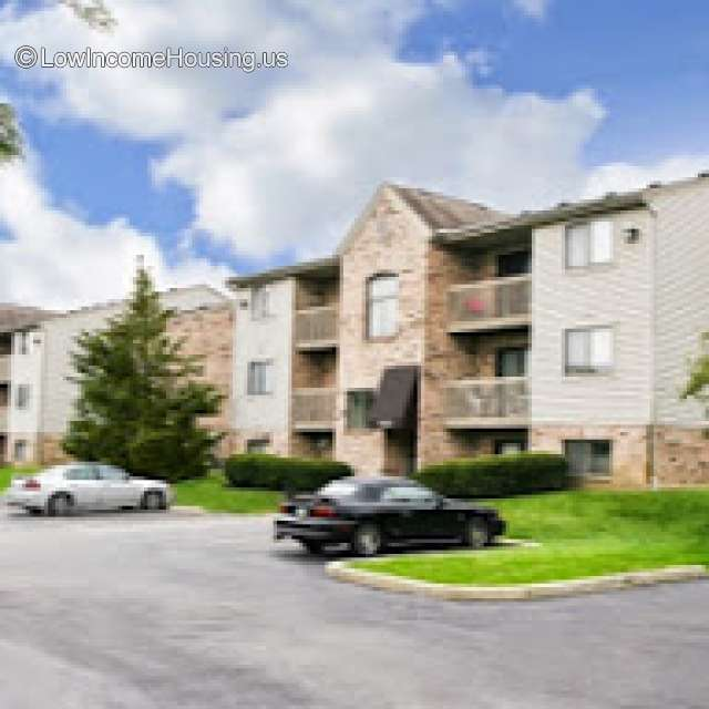 Bent Tree Apartments Piqua