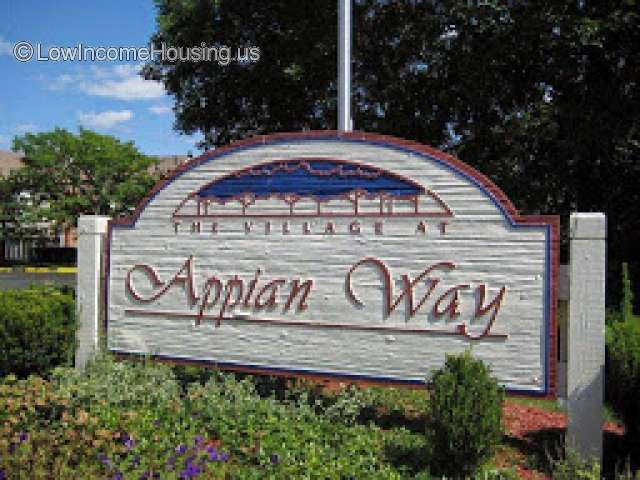 Appian Way Apartments Columbus