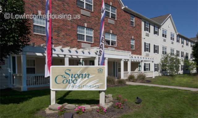 Swan Cove Apartments Toledo