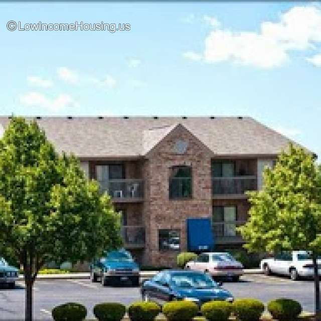 Forest Ridge Apartments Ohio: Dayton OH Low Income Housing And Apartments