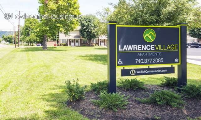 Lawrence Village Apartments South Point