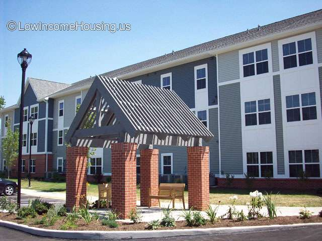 Foster Pointe Senior Apartment Homes