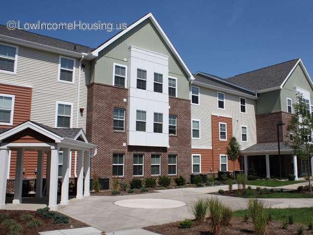 Cornerstone - Senior Apartment Homes