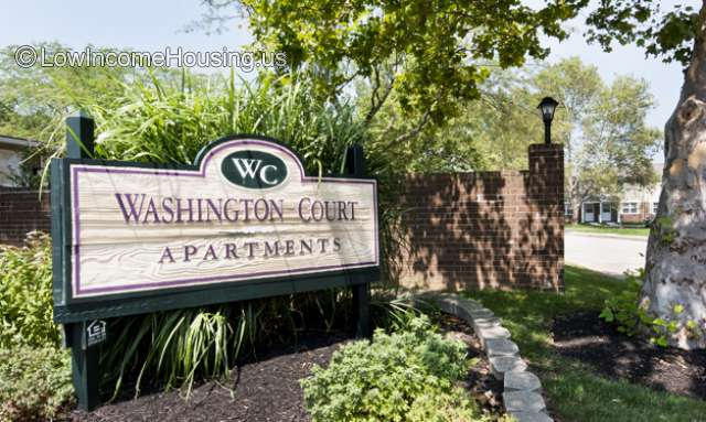 Washington Court House Apartments II
