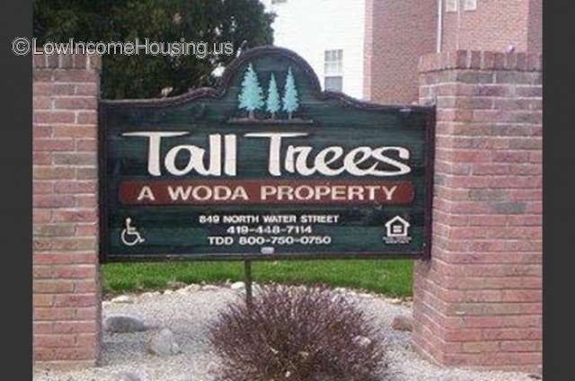 Tall Trees Apartments Tiffin