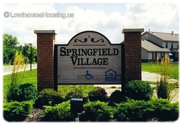 Springfield Village Apartments Springfield