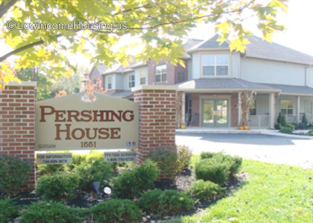 Pershing House Lancaster