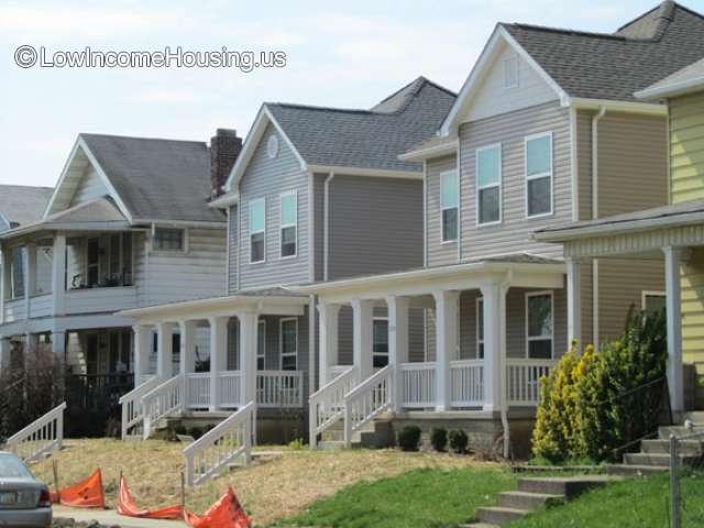 Weinland Park Homes Columbus