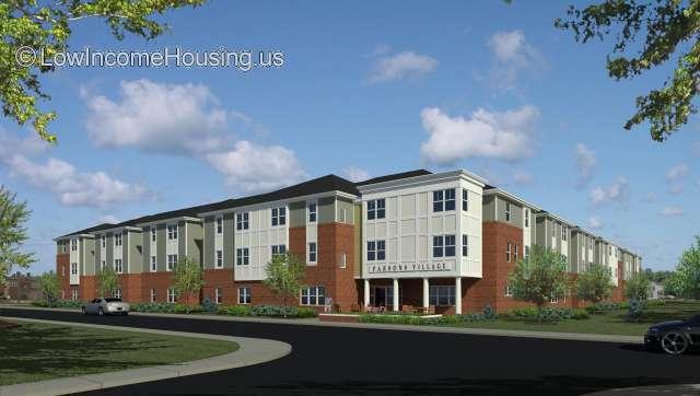 Parsons Village - Senior Apartments