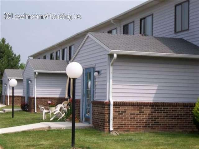 Surrey Lane Apartments Greenville
