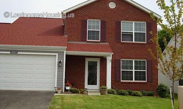 Elim Manor Section 202 Columbus