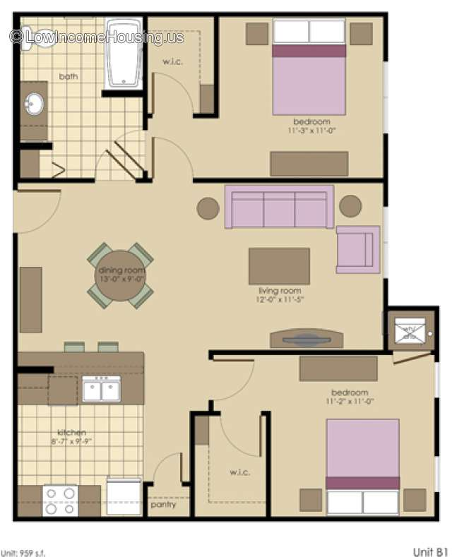 Waverly Terrace Senior Apartments