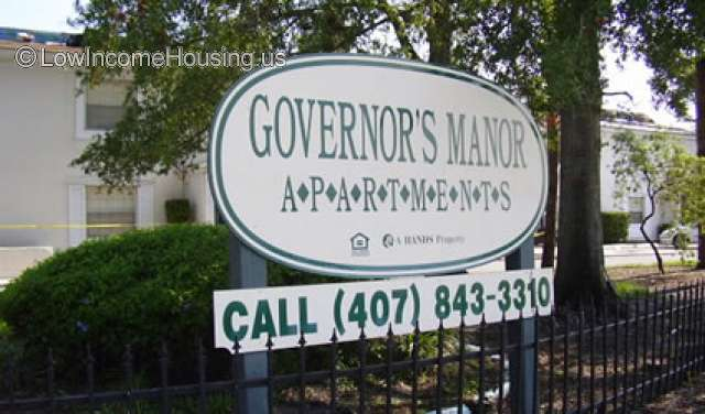 Governor's Manor Apartments