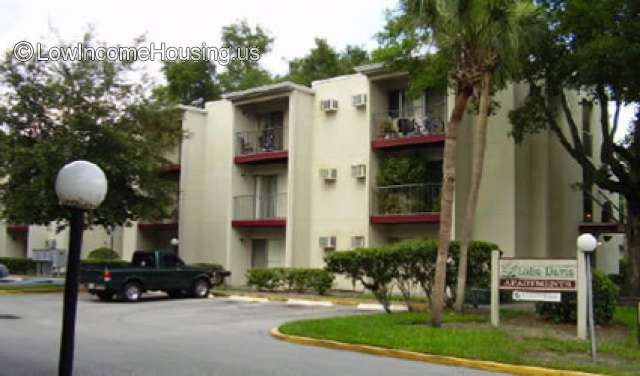 Apartments Low Income Orlando Fl