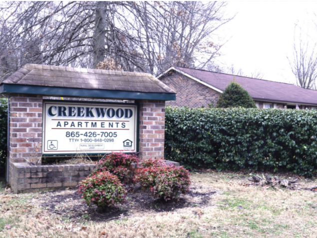 Creekwood Apartments for Seniors