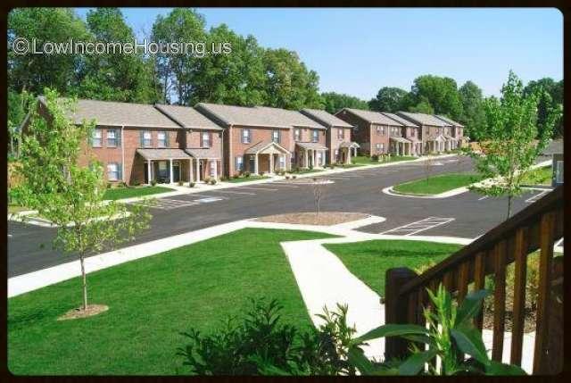 Caspian Hills Apartments