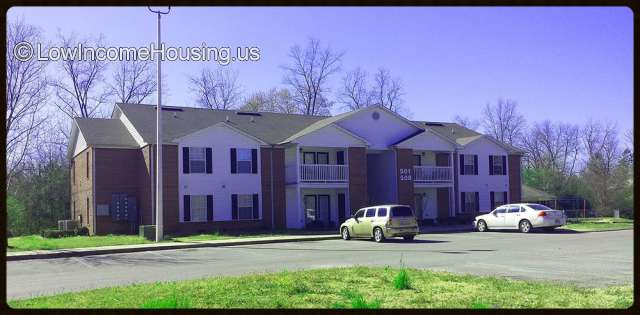 Jackson TN Low Income Housing and Apartments