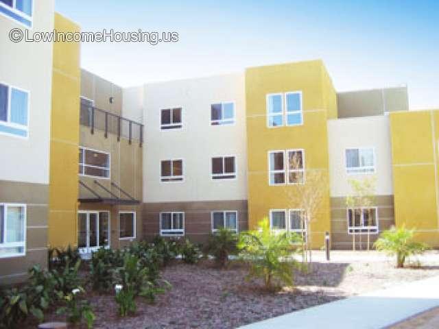 Palm Village Senior Apartments