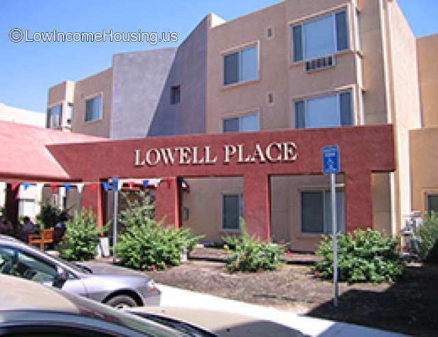 Lowell Place  Apartments for Seniors