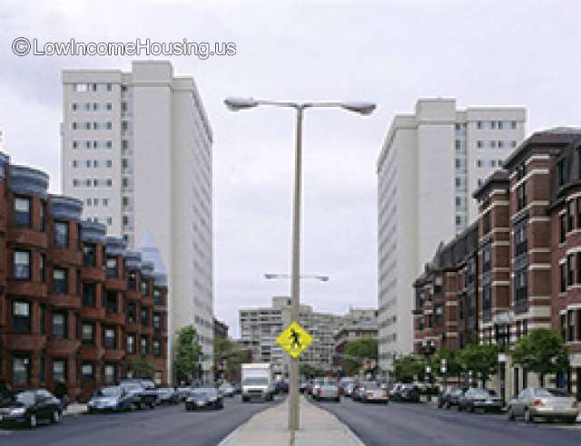 Symphony Plaza East U0026 West Apartments For Seniors