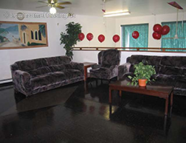 Richardson Manor Apartments for Seniors