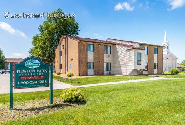 Newton Park Apartments for Families
