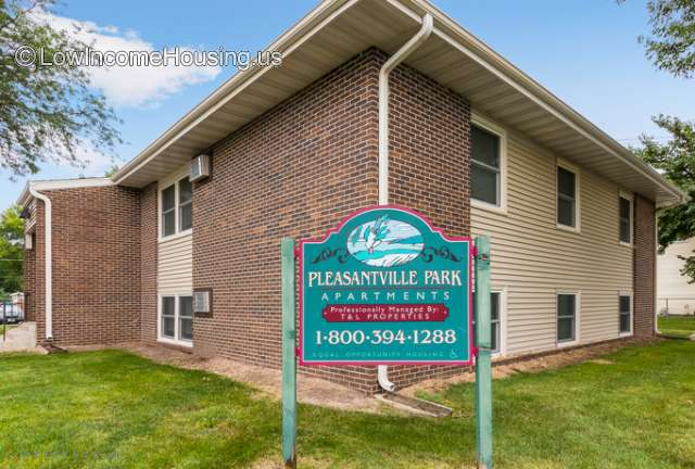 Pleasantville Park Apartments for Seniors